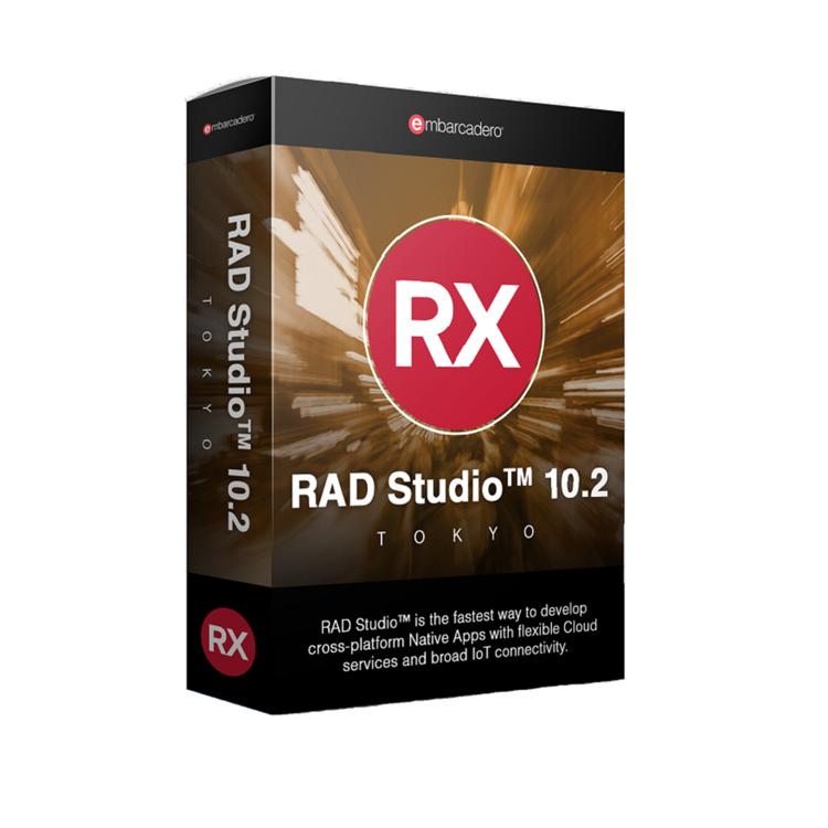 RAD Studio 10.2 Tokyo Professional